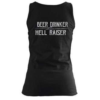 Damen Tanktop KORPIKLAANI - Beer drinker - NUCLEAR BLAST, NUCLEAR BLAST, Korpiklaani