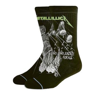 Socken Metallica - AJFA Black - RTMTLSOBAJFA