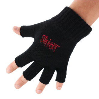 Handschuhe fingerlos SLIPKNOT - LOGO - RAZAMATAZ, RAZAMATAZ, Slipknot