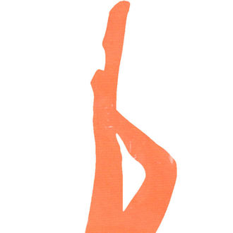 Strumpfhose LEGWEAR - signature 70 denier coloured soft opaque tight - neon- orange, LEGWEAR