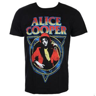 Herren T-Shirt Metal Alice Cooper - Snake Skin - ROCK OFF, ROCK OFF, Alice Cooper