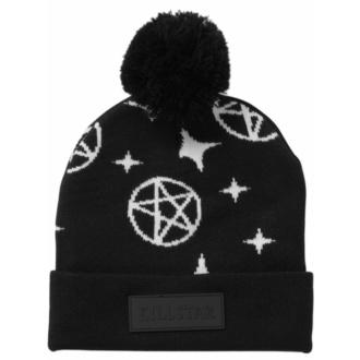 Mütze KILLSTAR - 100% Witch - Schwarz, KILLSTAR