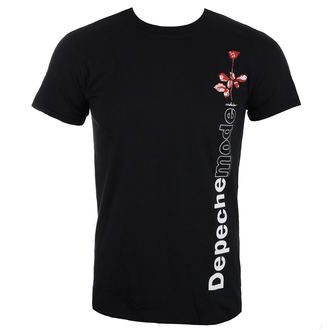 Herren T-Shirt Metal Depeche Mode - VIOLATOR SIDE ROSE - PLASTIC HEAD, PLASTIC HEAD, Depeche Mode