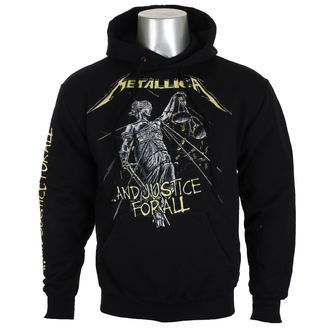 Herren Hoodie Metallica - And Justice For All Tracks - - RTMTLHDBJUS