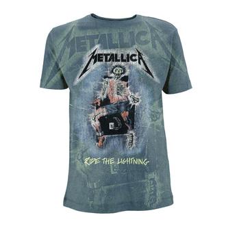 Herren T-Shirt Metal Metallica - Reiten Das Aufhellung A / O - - RTMTLTSIRTL