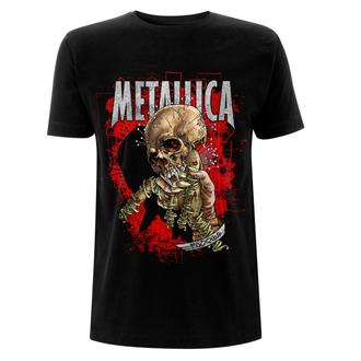 Herren T-Shirt Metal Metallica - Fixxxer Redux -, NNM, Metallica