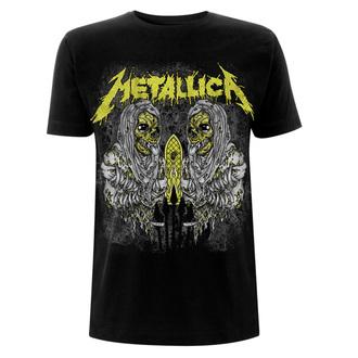 Herren T-Shirt Metal Metallica - Sanitarium -, NNM, Metallica
