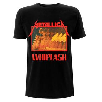 Herren T-Shirt Metal Metallica - Whiplash -, NNM, Metallica