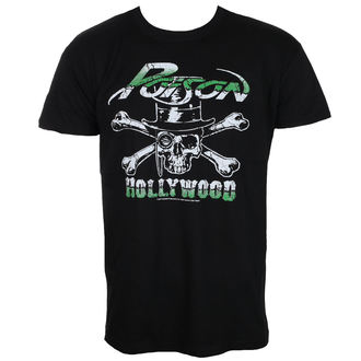 Herren T-Shirt Metal Poison - Hollywood - HYBRIS, HYBRIS, Poison