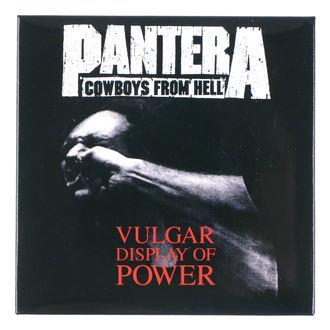 Magnet Pantera - ROCK OFF, ROCK OFF, Pantera