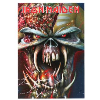 Postkarte Iron Maiden - ROCK OFF, ROCK OFF, Iron Maiden