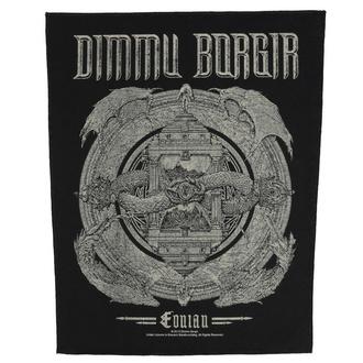 Rückenaufnäher Patch groß Dimmu Borgir - Eonian - RAZAMATAZ, RAZAMATAZ, Dimmu Borgir