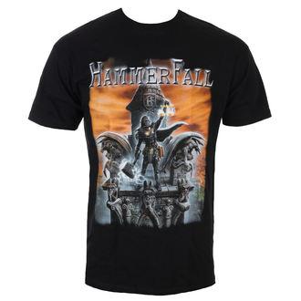 Herren T-Shirt Metal Hammerfall - Built To Last - NAPALM RECORDS, NAPALM RECORDS, Hammerfall