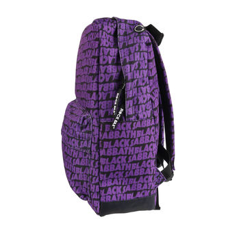 Rucksack BLACK SABBATH - LOGO ALLOVER - CLASSIC, NNM, Black Sabbath