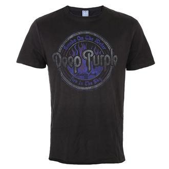 Herren T-Shirt Metal Deep Purple - Smoke on the Water - AMPLIFIED, AMPLIFIED, Deep Purple