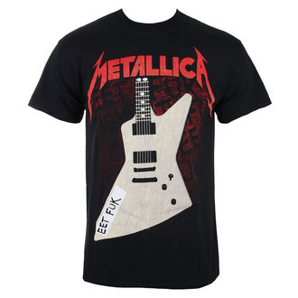 Herren T-Shirt Metal Metallica - Eet Fuk - - RTMTLTSBEET