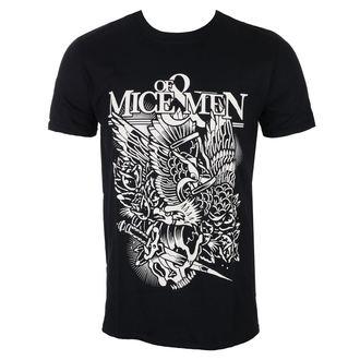 Herren T-Shirt Metal Of Mice & Men - Eagle - ROCK OFF, ROCK OFF, Of Mice & Men
