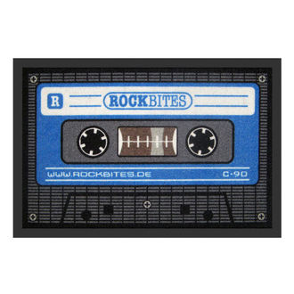 Fußmatte Tape Tonband - Blau - Rockbites, Rockbites