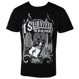 Herren T-Shirt Metal My Chemical Romance - I SURVIVED - LIVE NATION, LIVE NATION, My Chemical Romance