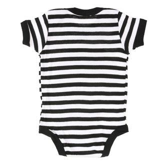 Baby Body - SLIPKNOT - LOGO B&W ONESIE - BRAVADO, BRAVADO, Slipknot