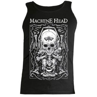 Herren Tanktop MACHINE HEAD - Moth - NUCLEAR BLAST, NUCLEAR BLAST, Machine Head