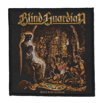 Aufnäher BLIND GUARDIAN - TALES FROM THE TWILIGHT - RAZAMATAZ, RAZAMATAZ, Blind Guardian