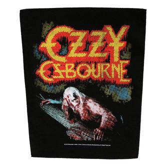 Aufnäher groß OZZY OSBOURNE - BARK AT THE MOON - RAZAMATAZ, RAZAMATAZ, Ozzy Osbourne