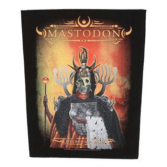 Aufnäher groß MASTODON - EMPEROR OF SAND - RAZAMATAZ, RAZAMATAZ, Mastodon