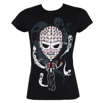 Damen T-Shirt Hardcore - PINHEAD - GRIMM DESIGNS, GRIMM DESIGNS