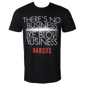 Herren T-Shirt Film Narcos - NO BUSINESS LIKE - PLASTIC HEAD, PLASTIC HEAD, Narcos