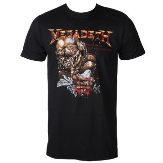 Herren T-Shirt Metal Megadeth - PEACE SELLS BUT WHO'S BUYING - PLASTIC HEAD, PLASTIC HEAD, Megadeth