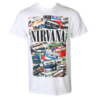 Herren T-Shirt Metal Nirvana - CASSETTES - PLASTIC HEAD, PLASTIC HEAD, Nirvana