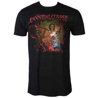 Herren T-Shirt Metal Cannibal Corpse - RED BEFORE BLACK - PLASTIC HEAD, PLASTIC HEAD, Cannibal Corpse
