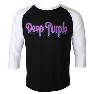 Herren T-Shirt Metal Deep Purple - LOGO - PLASTIC HEAD, PLASTIC HEAD, Deep Purple