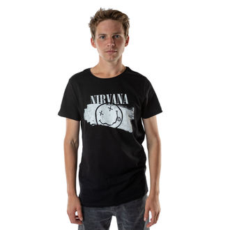 Herren T-Shirt Nirvana - NIRVANA - AMPLIFIED, AMPLIFIED, Nirvana
