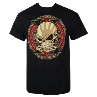 Herren T-Shirt Metal Five Finger Death Punch - Decade Of Destruction - ROCK OFF, ROCK OFF, Five Finger Death Punch