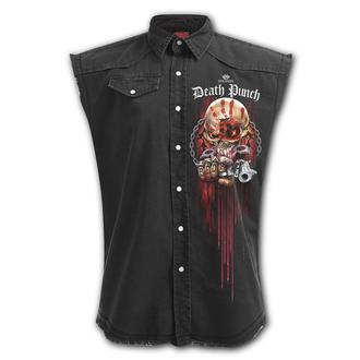 Herren Tanktop SPIRAL - Five Finger Death Punch - ATTENTÄTER, SPIRAL, Five Finger Death Punch