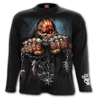 Herren Longsleeve Metal Five Finger Death Punch - Five Finger Death Punch - SPIRAL, SPIRAL, Five Finger Death Punch