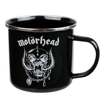 Blechtasse Becher Motörhead - Logo - EMUGMH1