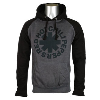 Herren Hoodie Red Hot Chili Peppers - Black Asterisk -, NNM, Red Hot Chili Peppers