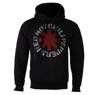 Herren Hoodie Red Hot Chili Peppers - Stencil -, NNM, Red Hot Chili Peppers