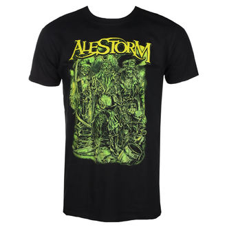 Herren T-Shirt Metal Alestorm - TAKE NO PRISONERS - PLASTIC HEAD, PLASTIC HEAD, Alestorm