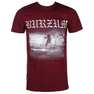 Herren T-Shirt Metal Burzum - ASKE 2013 (KASTANIENBRAUN) - PLASTIC HEAD, PLASTIC HEAD, Burzum