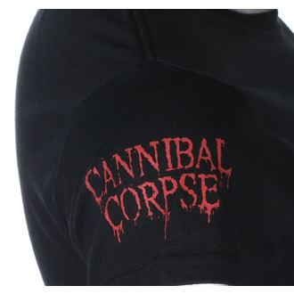 Damen T-Shirt Metal Cannibal Corpse - FOETUS BLOOD SPLATTER - PLASTIC HEAD, PLASTIC HEAD, Cannibal Corpse