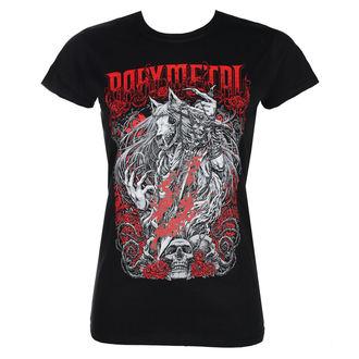 Damen T-Shirt Metal Babymetal - ROSEWOLF - PLASTIC HEAD, PLASTIC HEAD, Babymetal