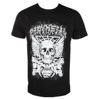 Herren T-Shirt Metal Babymetal - CROSSBONE - PLASTIC HEAD, PLASTIC HEAD, Babymetal