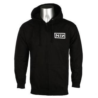 Herren Hoodie Nine Inch Nails - CLASSIC WHITE LOGO - PLASTIC HEAD, PLASTIC HEAD, Nine Inch Nails