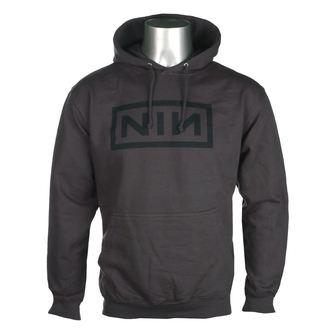 Herren Hoodie Nine Inch Nails - CLASSIC BLACK LOGO - PLASTIC HEAD, PLASTIC HEAD, Nine Inch Nails