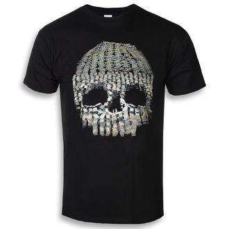 Herren T-Shirt Metal Anti-Flag - Money Skull - KINGS ROAD, KINGS ROAD, Anti-Flag