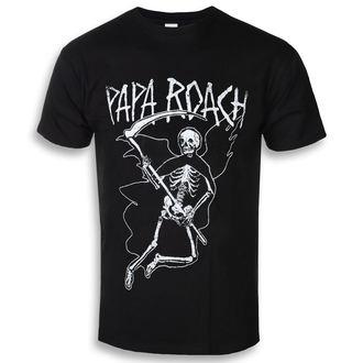 Herren T-Shirt Metal Papa Roach - Haunted Reaper - KINGS ROAD, KINGS ROAD, Papa Roach